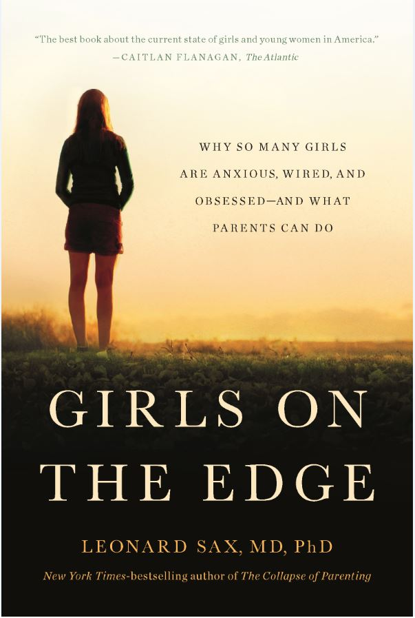 Girls on the Edge book