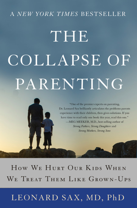 Collapse of Parenting book